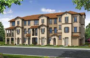 Pulte builds new townhomes at pepper lane in berryessa for Spec home builders near me